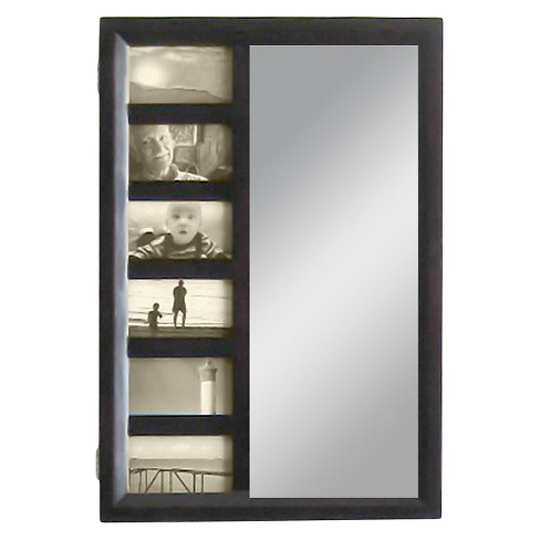 Jewelry Armoire Brown - Proman Products - image 1 of 4