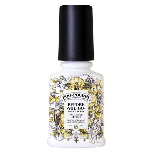 2oz Toilet Spray Original Citrus Poo Pourri