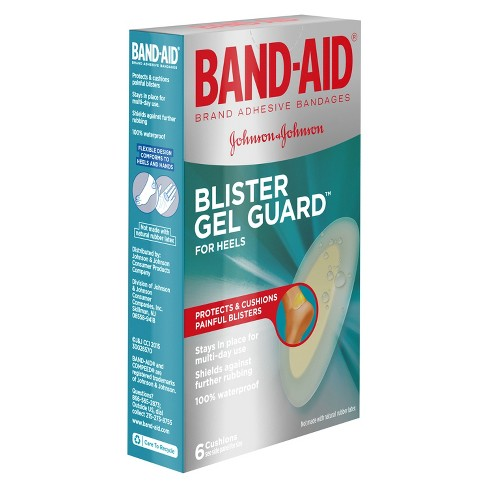 Band Aid Heal Blister Bandages 6ct Target