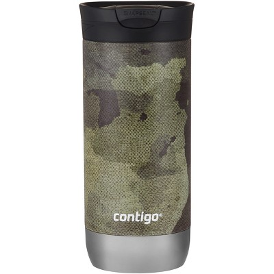 Contigo Huron 2.0 Couture SnapSeal Insulated Stainless Steel Travel Mug
