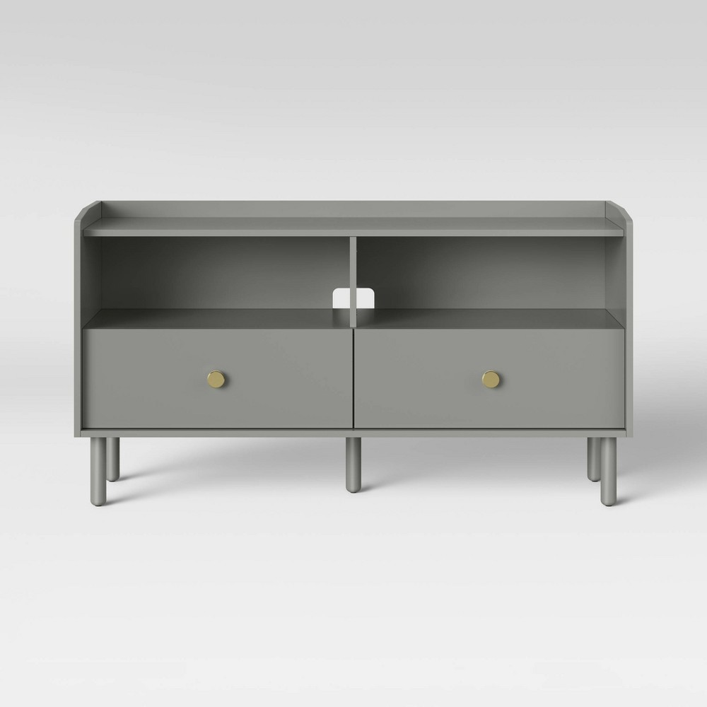Wiley Media Cabinet Gray - Project 62