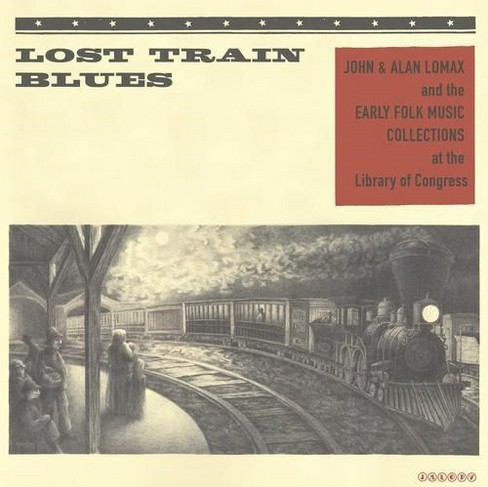 Various - Lost train blues (Vinyl) - image 1 of 1
