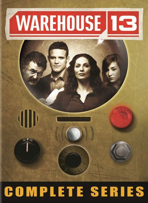 Warehouse 13:Complete Series (DVD) - image 1 of 1