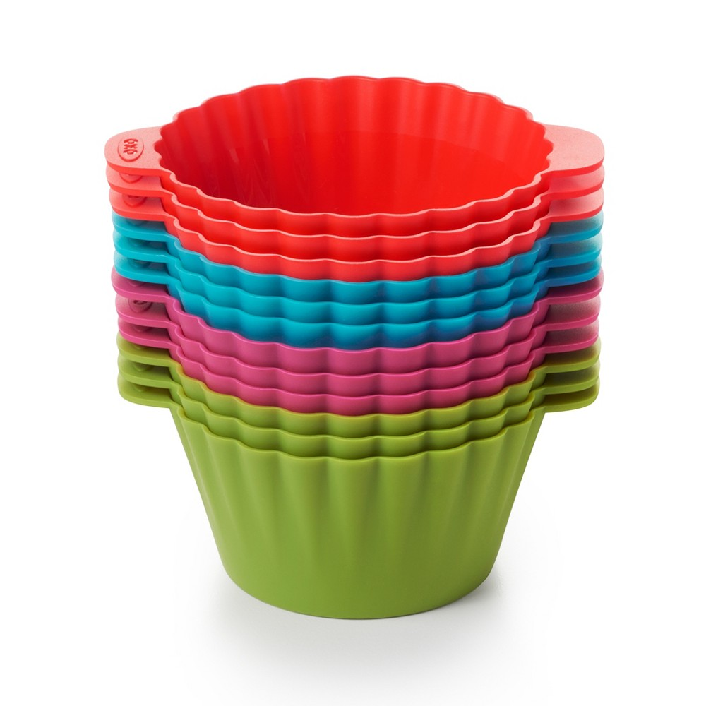 Image of OXO 12pk Baking Cups