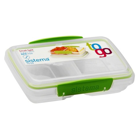SistemaR To Go Food Container