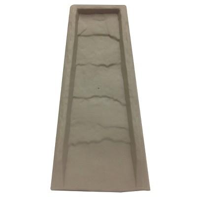 2 Pack Splash Block - Gray - Master Mark Plastics