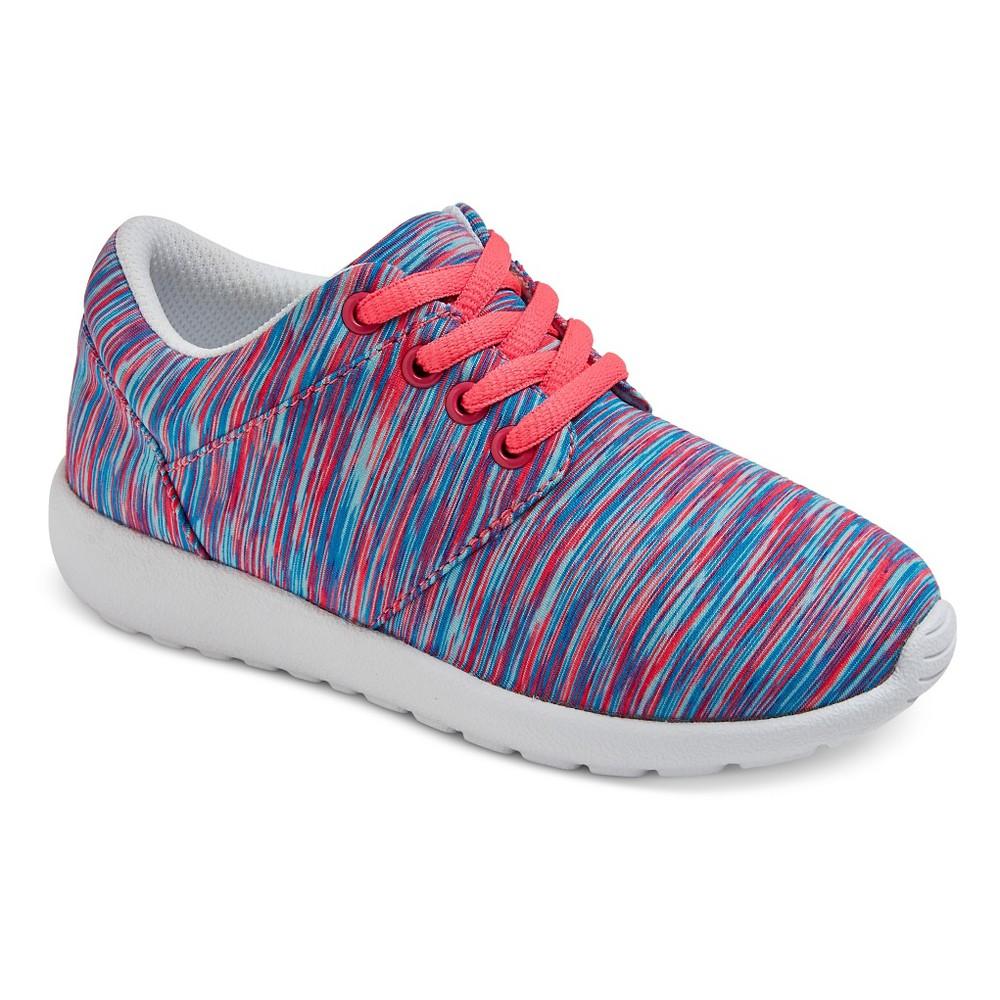 Girls' Beta Sneakers - Cat & Jack Pink 13