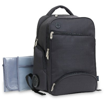 XLR8 Connect and Go Diaper Bag - Black