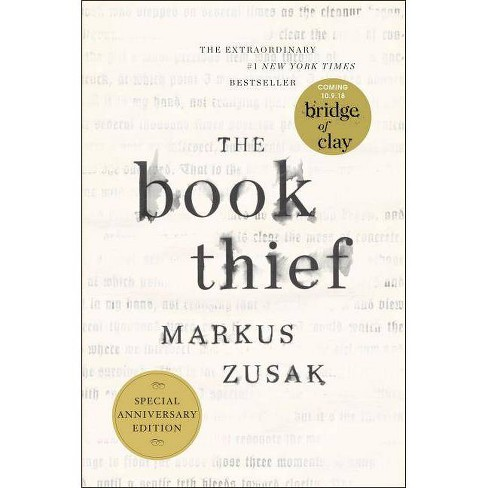 The Book Thief - 10 Edition by  Markus Zusak (Hardcover) - image 1 of 1