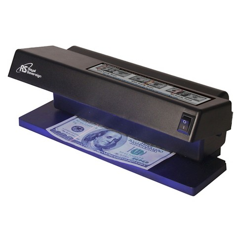 Royal Sovereign Ultraviolet Counterfeit Detector, Supports New US $100 Notes RCD-1000 - image 1 of 4