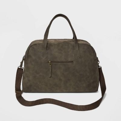 Zip Closure Weekender Bag - Universal Thread™ Green