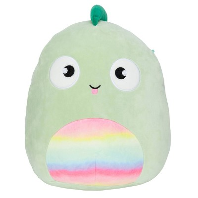 "Squishmallows Official Kellytoy Plush 11"" Kent the Chameleon Ultrasoft Stuffed Animal Plush Toy"