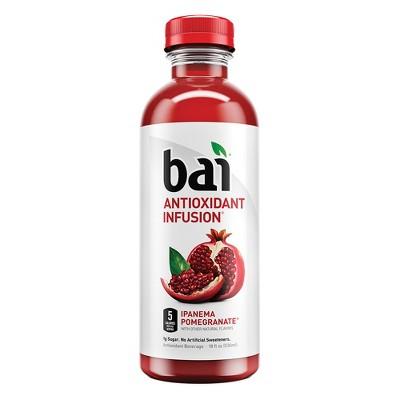 Bai Ipanema Pomegranate - 18 fl oz Bottle