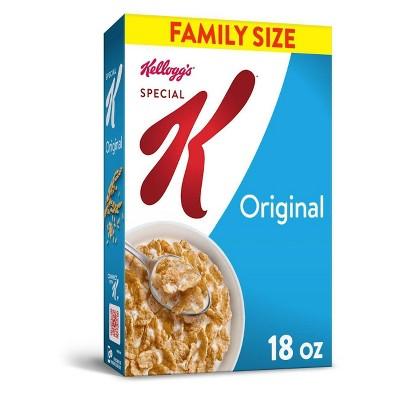 Special K Original Breakfast Cereal - 18oz - Kellogg's