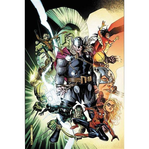 New Avengers: The Complete Collection, Volume 5 - (Paperback) - image 1 of 1