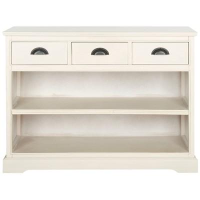 Prudence 29.9  Bookcase - White - Safavieh®