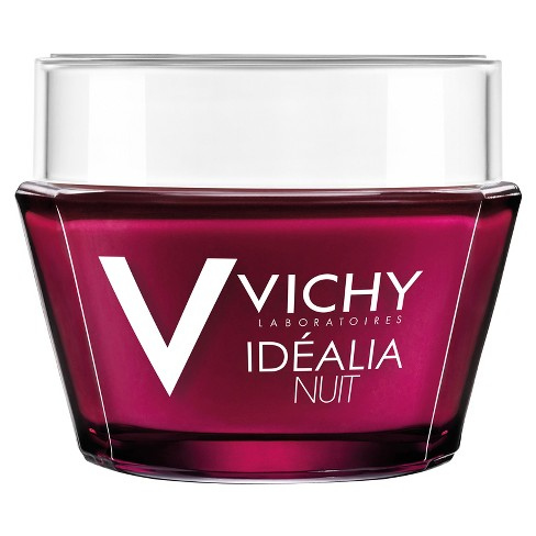Vichy Idalia Night Recovery Anti-Aging Night Cream with Hyaluronic Acid - 1.7oz - image 1 of 4