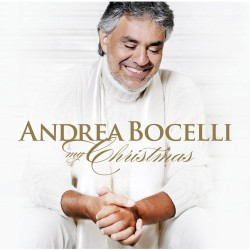 Andrea Bocell My Christmas (CD)