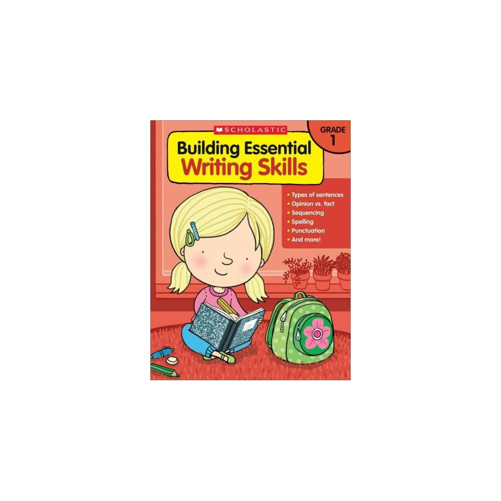 Building Essential Writing Skills Grade 1 (Paperback)
