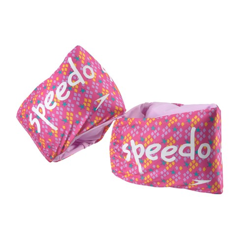 Speedo Girls Fabric Armbands - image 1 of 2