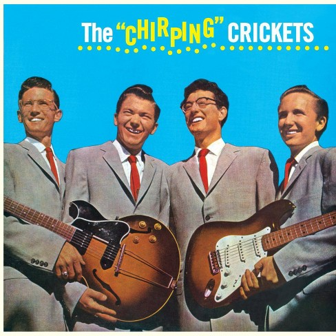 Buddy Holly - Buddy Holly and The Chirping Crickets (Vinyl) - image 1 of 1