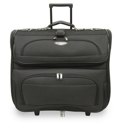 9071834e77b3 Travel Select Amsterdam Rolling Garment Bag - Black