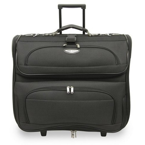 ca52d02f2d1e Travel Select Amsterdam Rolling Garment Bag - Black   Target