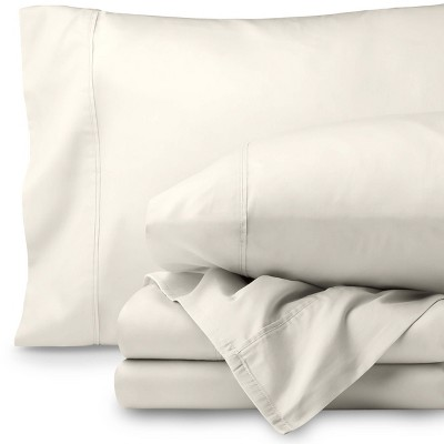Bare Home 300 Thread Count Cotton Sheet Set