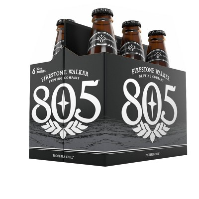 Firestone Walker 805 Blonde Ale Beer - 6pk/12 fl oz Bottles