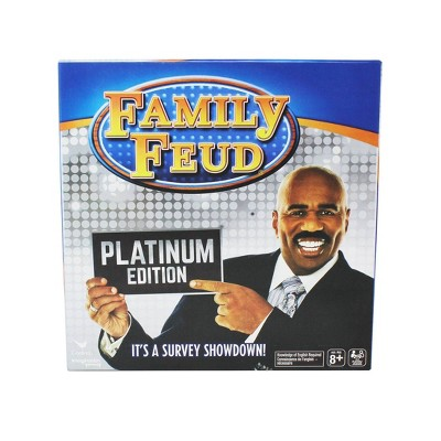 Family Feud Platinum Edition Game Featuring Steve Harvey - It's a Survey Showdown!