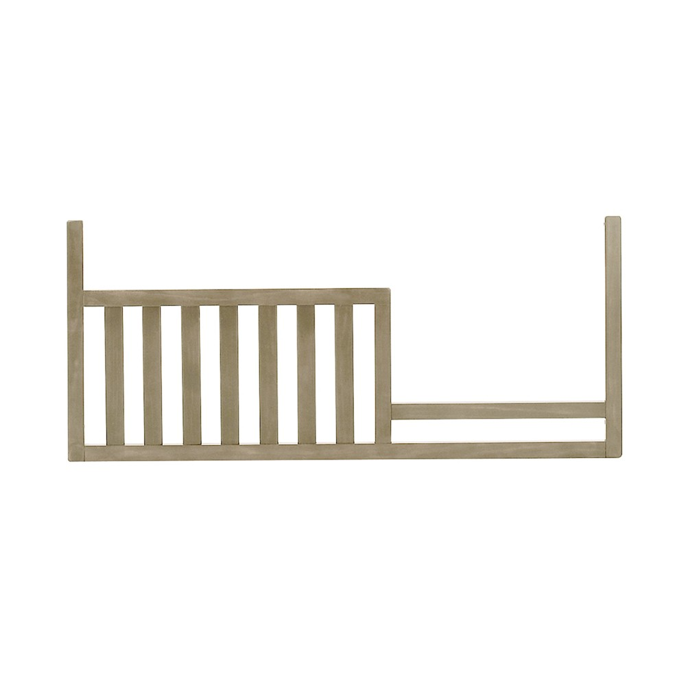 Image of Baby Cache Windsor Toddler Guard Rail - Ash Gray, Grey Gray