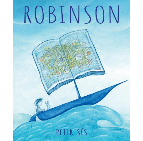 Robinson -  by Peter Sis (School And Library) - image 1 of 1