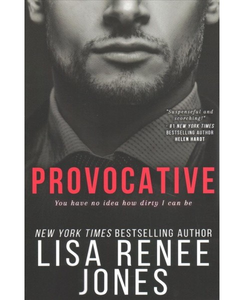 Provocative (Paperback) (Lisa Renee Jones) - image 1 of 1