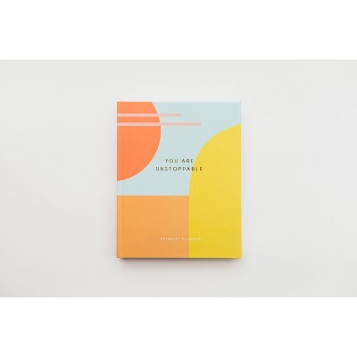 You Are Unstoppable Planner - Target Exclusive Edition by Rachel Hollis (Hardcover)