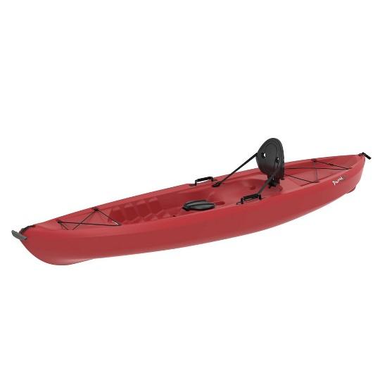 Lifetime 10' Adult Tamarack Kayak - Red image number null