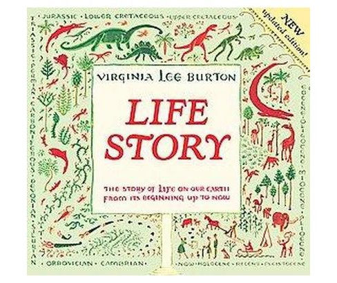 Life Story (Updated) (Paperback) (Virginia Lee Burton) - image 1 of 1
