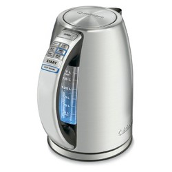 Cuisinart Perfectemp Electric Programmable Kettle - Stainless Steel CPK-17