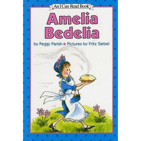 Amelia Bedelia - (I Can Read Level 2) by  Peggy Parish (Hardcover) - image 1 of 1