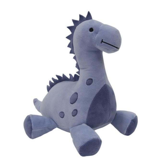 Bedtime Originals Roar Dinosaur Plush Rex - Blue - image 1 of 2
