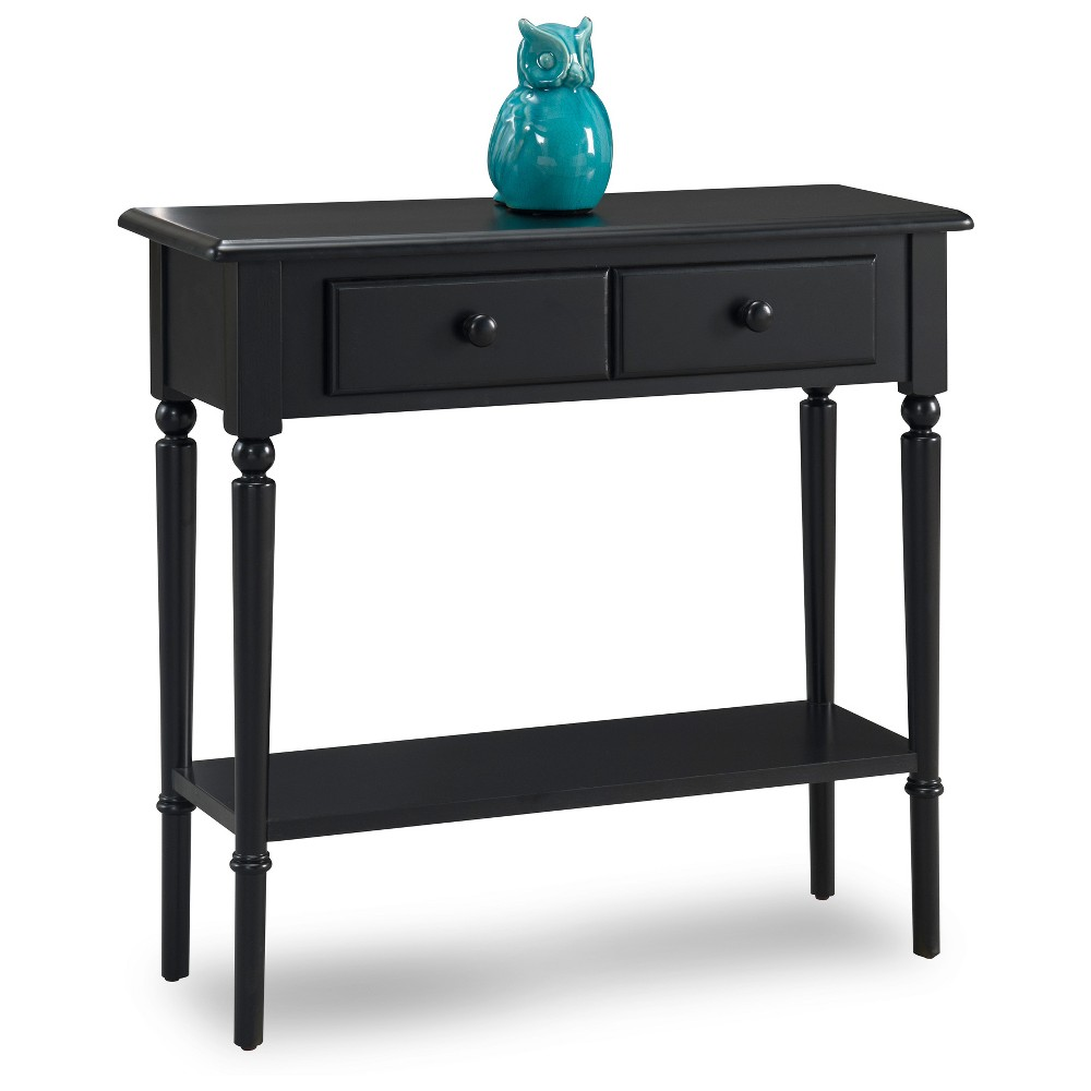 Console Table Black - Leick Home