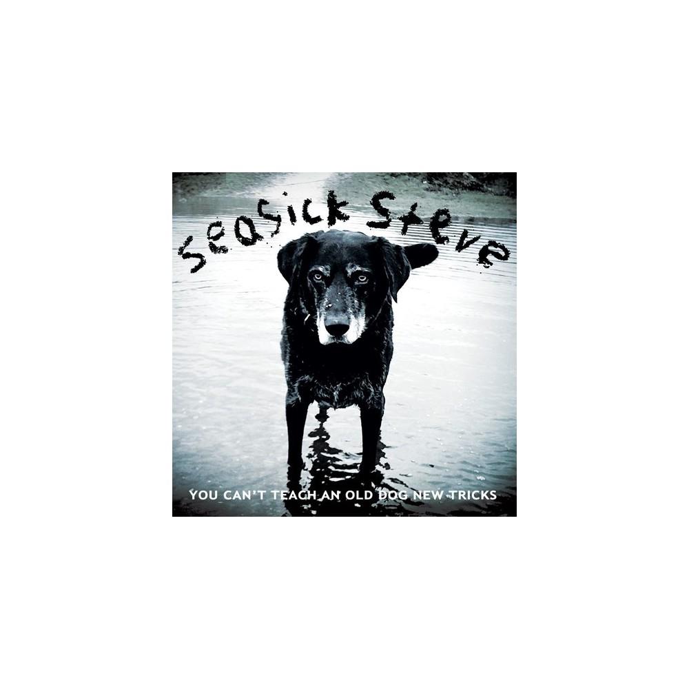 Seasick Steve - You Can't Teach An Old Dog New Tricks (CD)