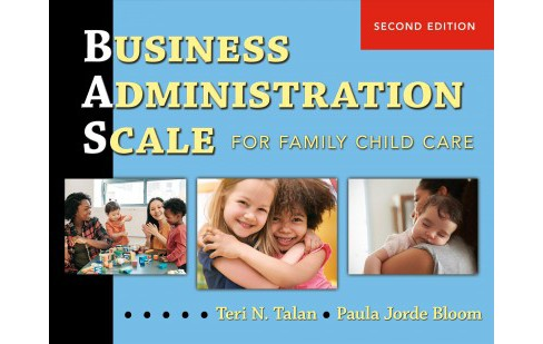 Business Administration Scale for Family Child Care -  (Paperback) - image 1 of 1