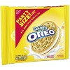 Golden Oreo Party Size Sandwich Cookies - 25.5oz - image 2 of 3