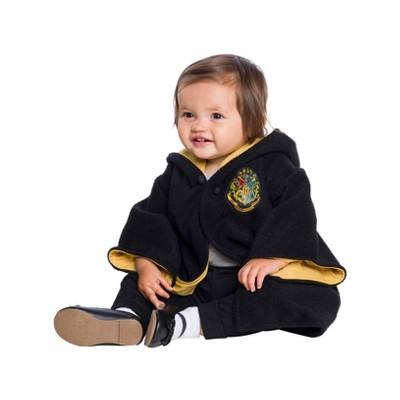 Baby Harry Potter Hogwarts Robe Halloween Costume 6-12M