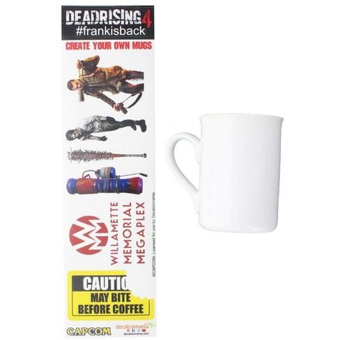 Nerd Block Dead Rising 4 Design Your Own Coffee Mug