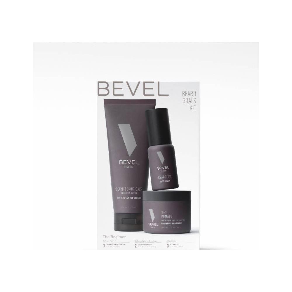 Bevel Beard Care Starter Kit 6 7oz