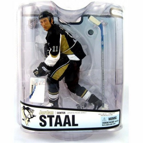 McFarlane Toys NHL Pittsburgh Penguins Sports Picks Series 18 Jordan Staal Action Figure [Black Jersey] - image 1 of 1