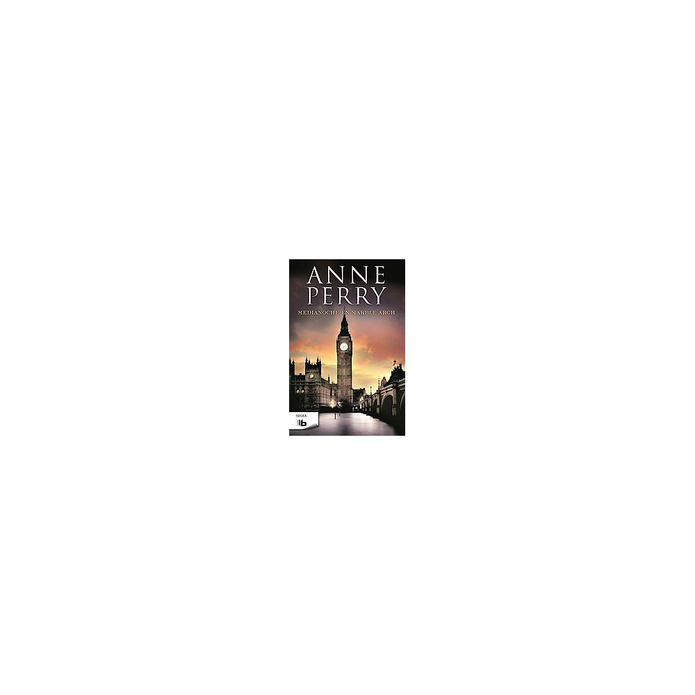 Medianoche en marble arch / Midnight at Marble Arch (Paperback) (Anne Perry)