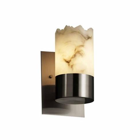 "Justice Design Group FAL-8761-12 LumenAria 5"" Dakota 1 Light Wall Sconce - image 1 of 2"