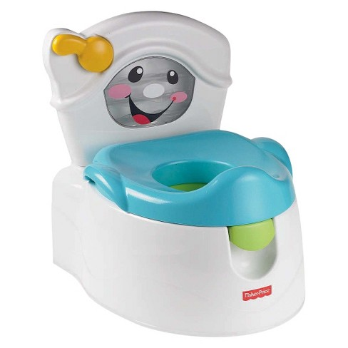 Fisher-Price Learn-to-Flush Potty - image 1 of 5